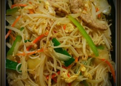 Singapore Noodle (No curry)